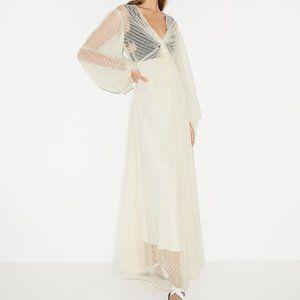 By Malene Birger Angora Sheer Jaslene Dress